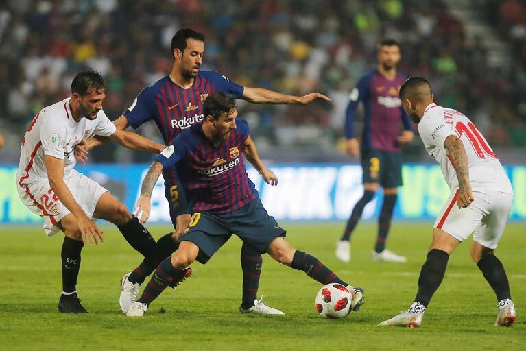 Oficial  Liga espanhola vai ter jogos nos Estados Unidos 88b988dc06028