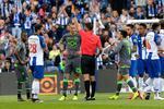 Cristián Borja foi expulso no FC Porto-Sporting e o Tribunal O JOGO analisa o lance