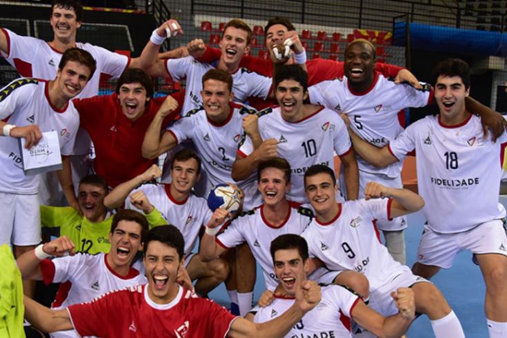 Seleção sub-19 portuguesa vai jogar pela final do Mundial