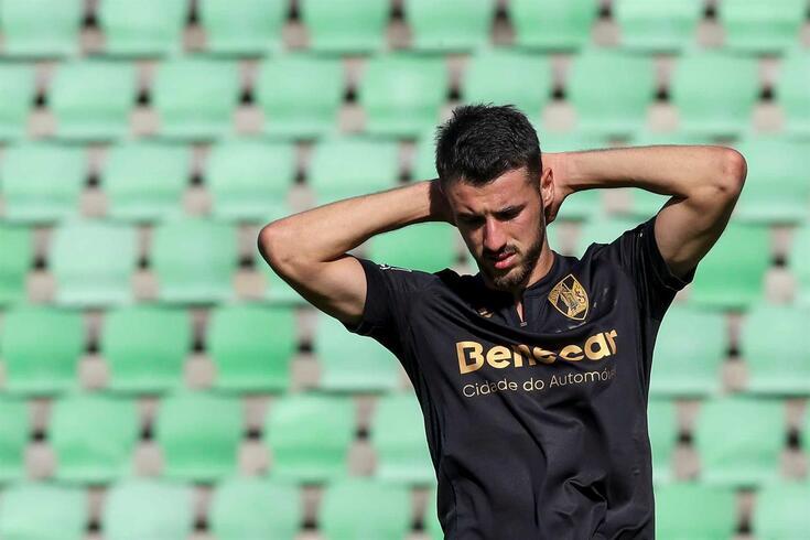 V. Guimarães ainda não venceu no campeonato em 2019/20