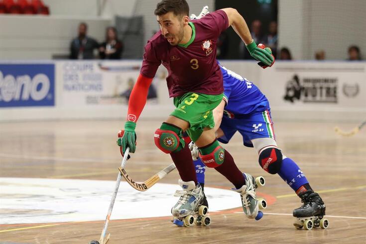 Portugal está na final da Taça das Nações e vai defrontar a Argentina