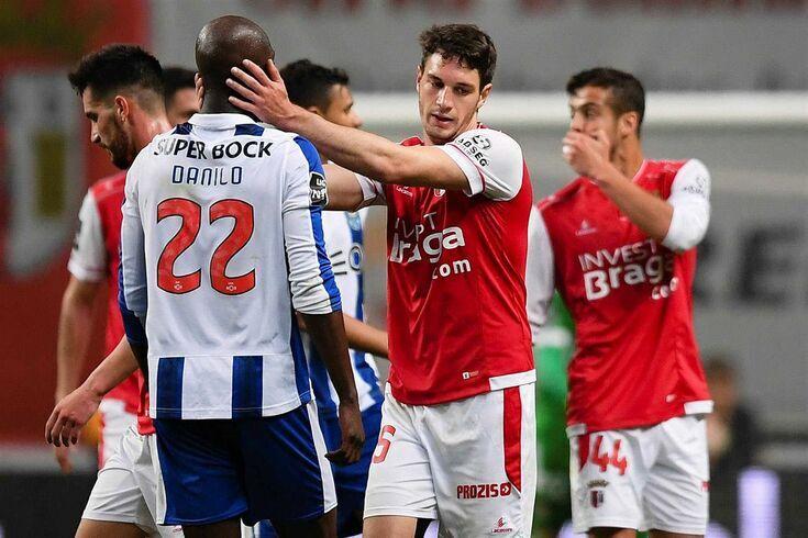 Vukcevic recordou os tempos que passou no Braga