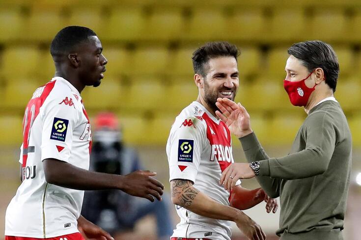 Mónaco recebeu e venceu o PSG