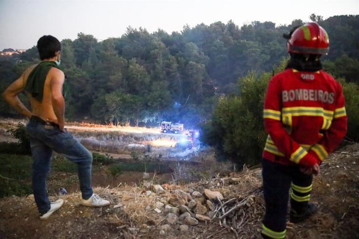 Portugal em estado de alerta perante o risco de incêndios