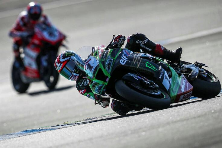 Jonathan Rea sagrou-se campeão mundial de Superbike