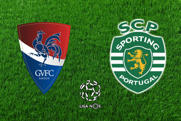 DIRETO | Gil Vicente-Sporting