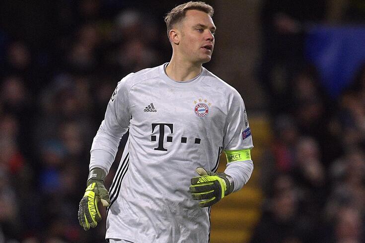Neuer e Bayern ainda não chegaram a acordo para a renovação