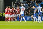 Braga foi ao Dragão vencer por 2-1