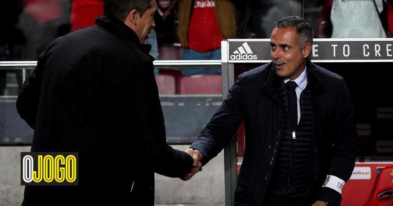 O dado positivo da derrota do Marítimo frente ao Benfica, segundo José Gomes