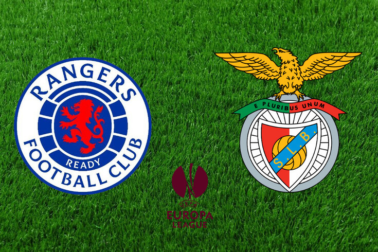 DIRETO | Rangers-Benfica