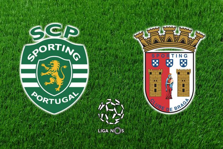 DIRETO | Sporting-Braga