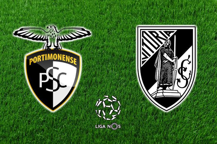DIRETO | Portimonense-V. Guimarães