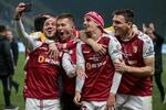Braga venceu a Taça da Liga