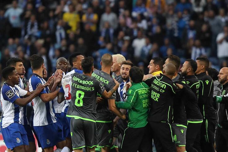 FC Porto e Sporting voltam a defrontar-se na final da Taça de Portugal