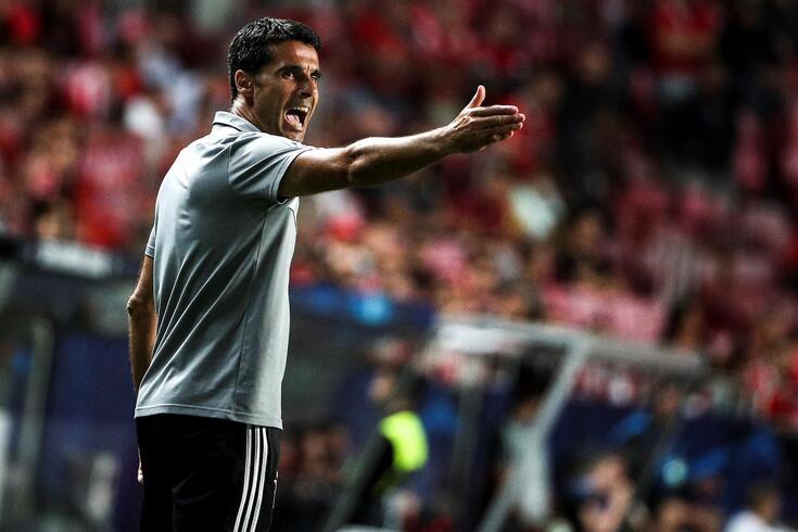 Lisboa, 17/09/2019 - O Sport Lisboa e Benfica recebeu esta noite o Rasen Ballsport Leipzig no Estádio