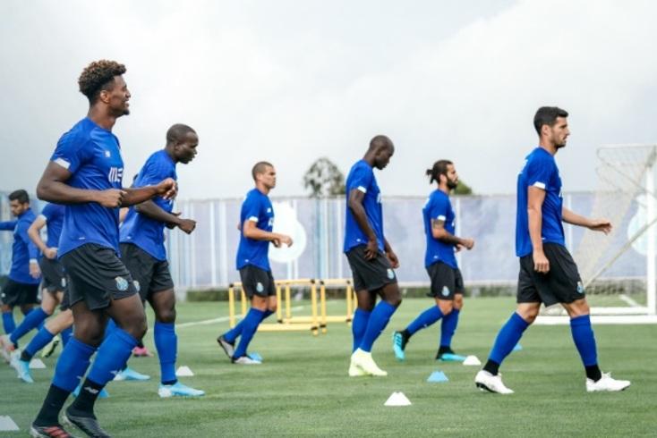 FC Porto prepara Krasnodar e tem dois jogadores no boletim clínico