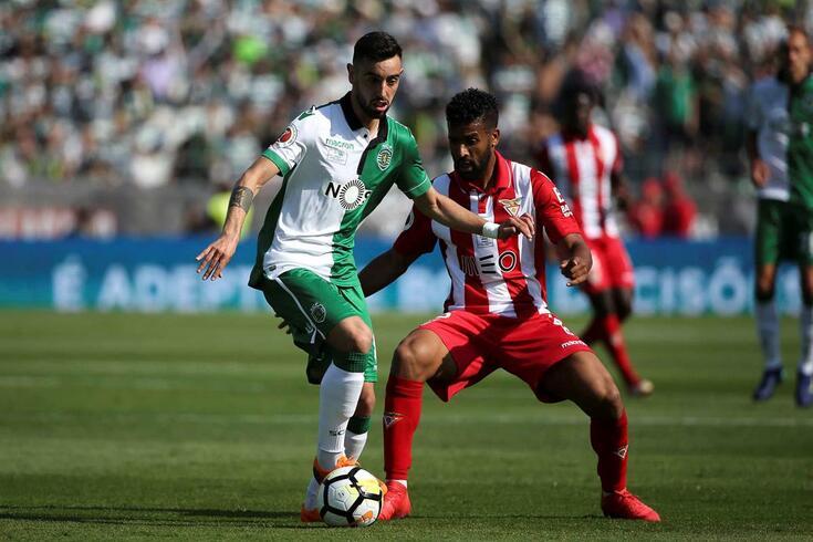 Os melhores lances do Aves-Sporting na final da Taça de Portugal