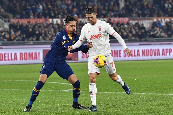DIRETO | Juventus-Roma