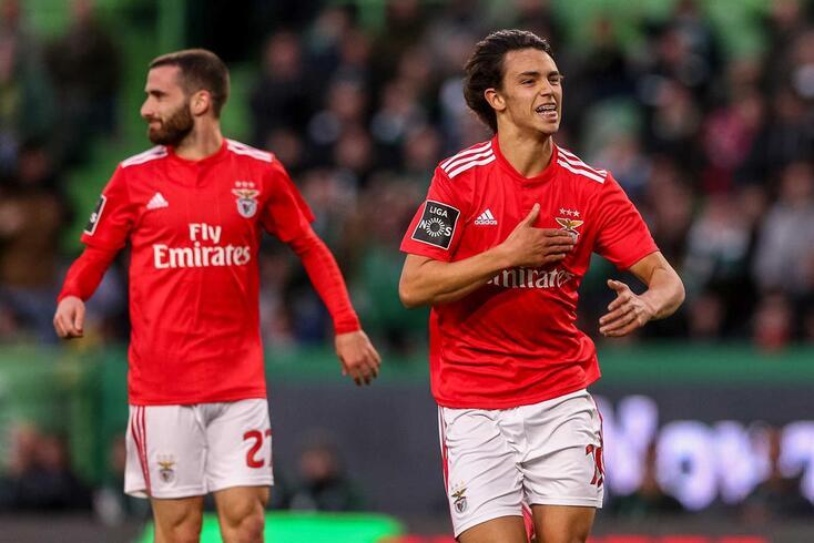"""""""Se jogasse, era só dar um pisão no João Félix"""": o que disse Jorge Andrade que indignou o Benfica"""