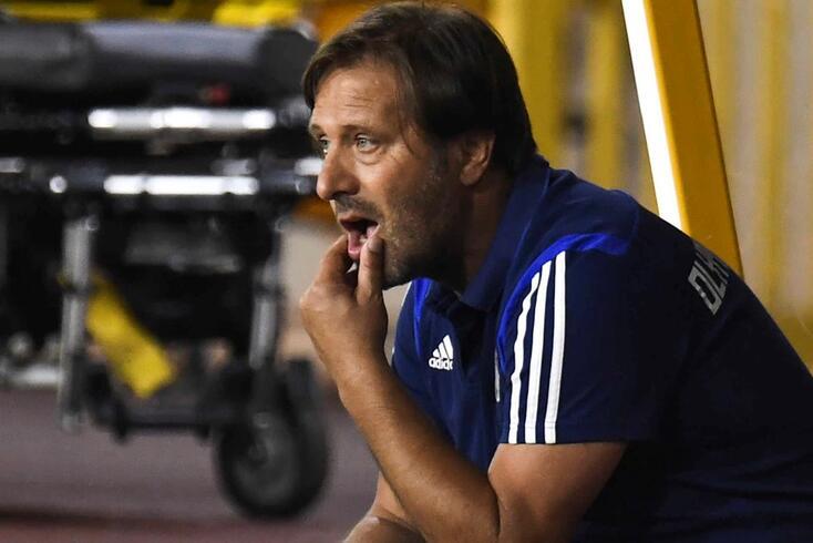 Pedro Martins, treinador do Olympiacos
