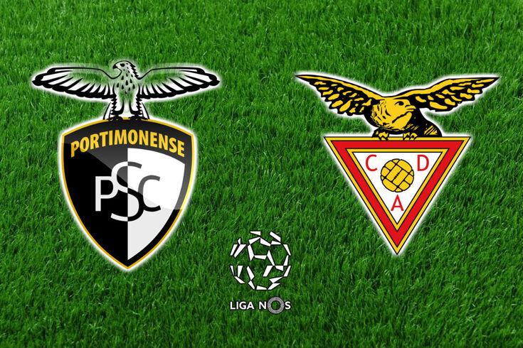 DIRETO | Portimonense-Aves