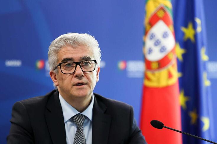 António Lacerda Sales, secretário de Estado da Saúde
