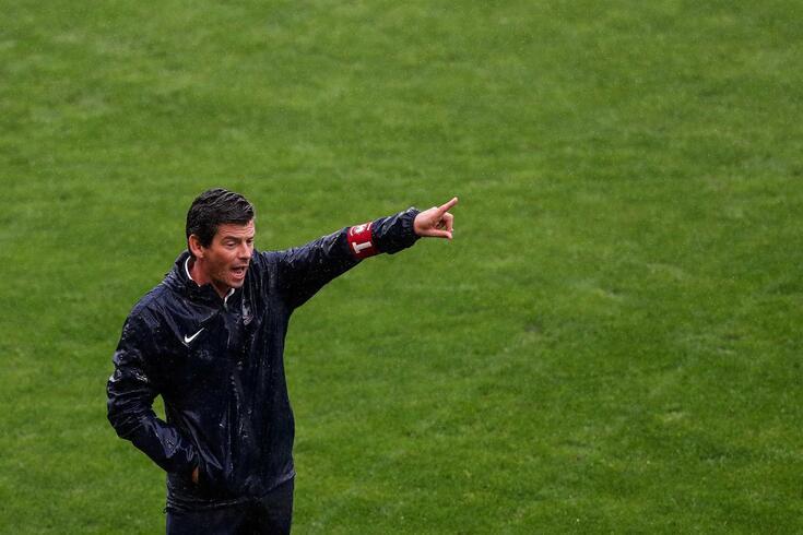 Nuno Manta já não é o treinador do Marítimo.