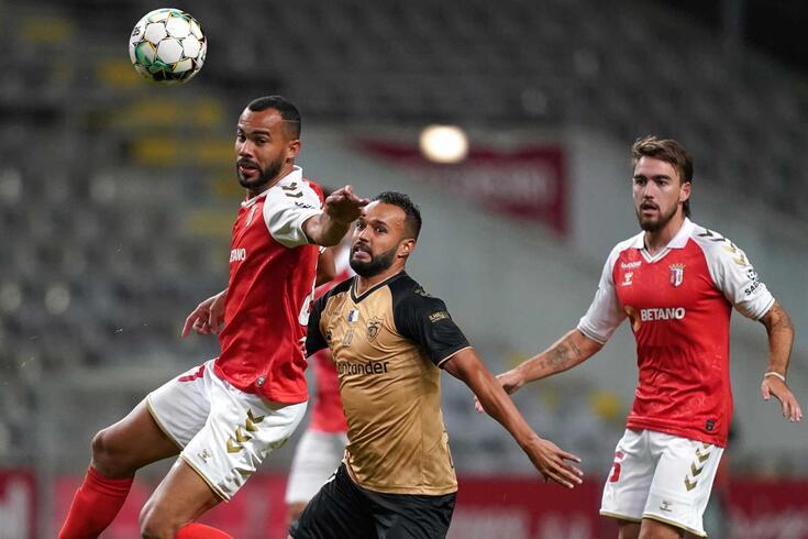 Braga aborda a questão do público nos estádios