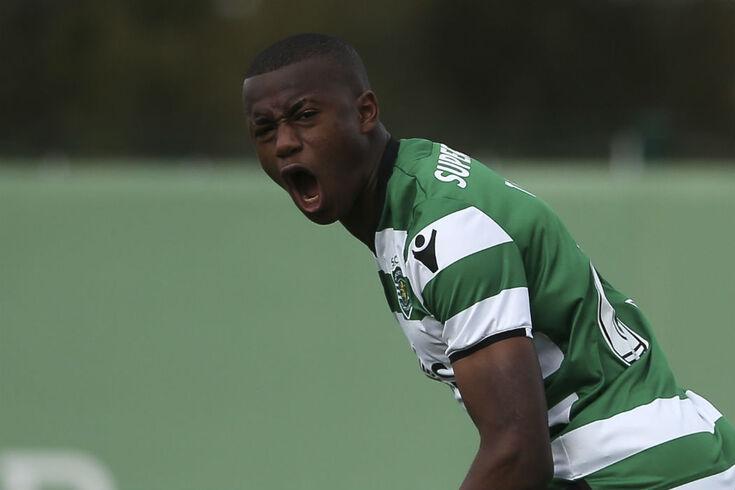 Volta a jogar pelos juniores do Sporting e fica a dúvida: será um sinal?