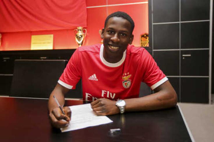 Samuel Pedro já é jogador do Benfica