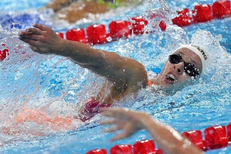 Natação: Diana Durães oitava na final dos 800 livres dos Europeus de piscina curta