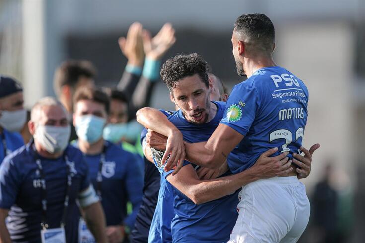 Licá marcou 23 golos pelo Belenenses