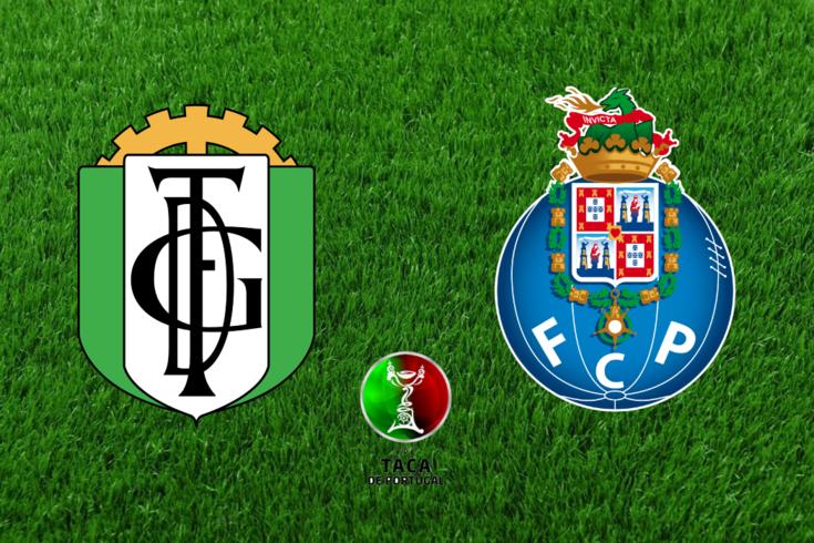 DIRETO | Fabril-FC Porto