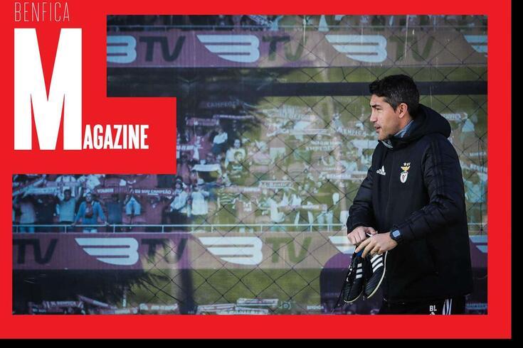 Magazine Benfica: confiança em Lage segue para a Liga Europa