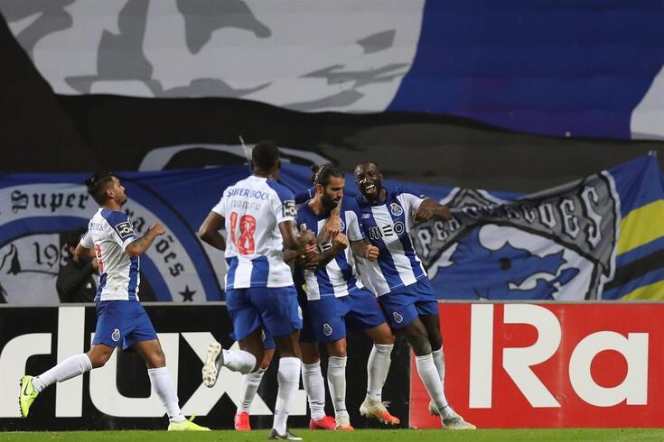 Sérgio Oliveira marcou de grande penalidade
