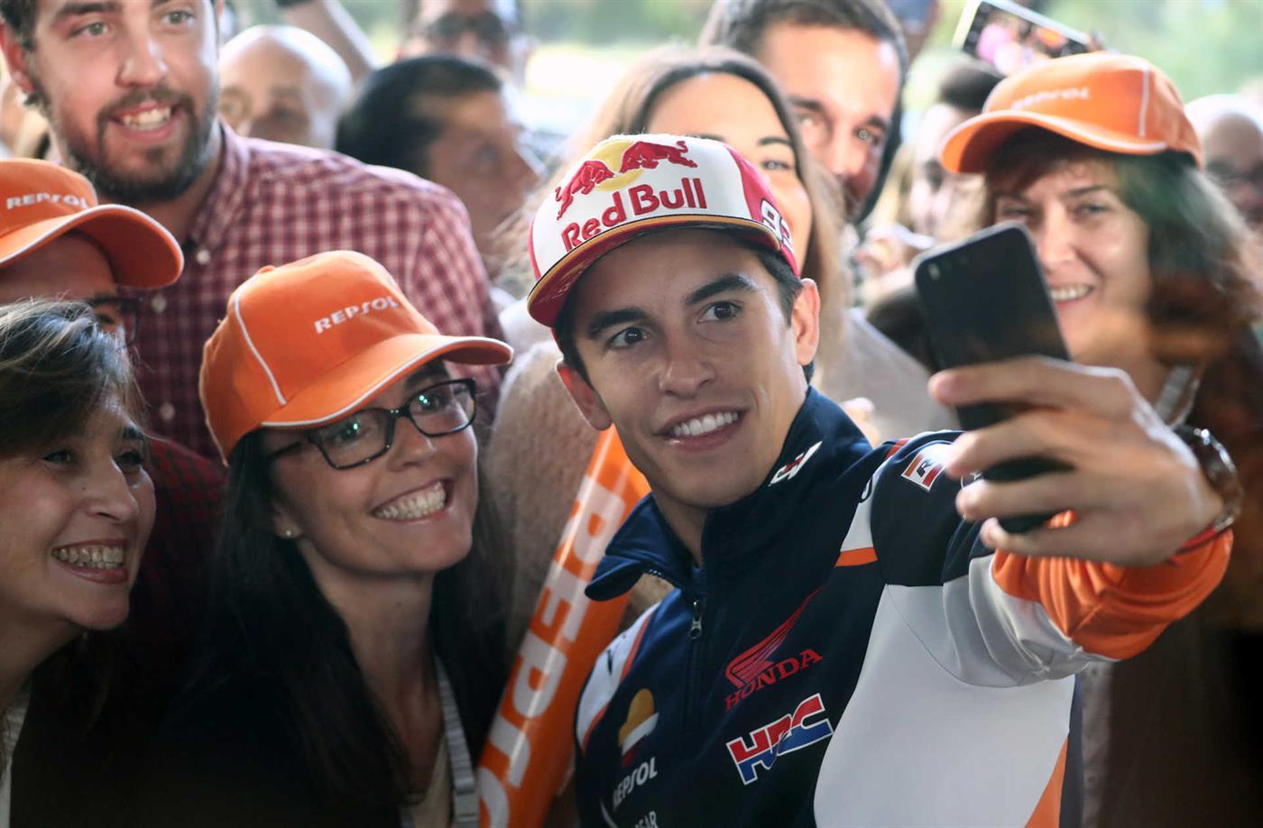 Marc Marquez, outra vez campeão