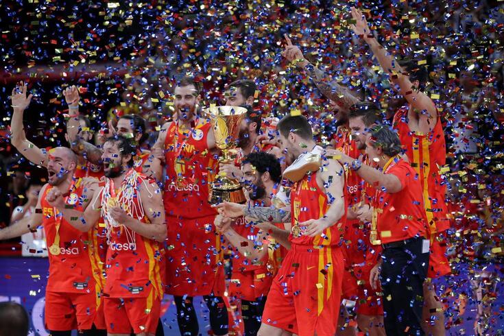 Mundial: Espanha sagra-se campeã pela segunda vez
