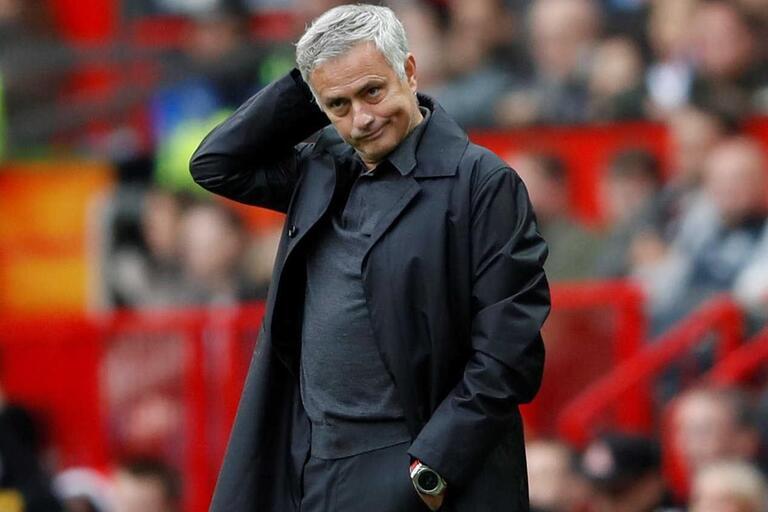 Resultado de imagem para mourinho united
