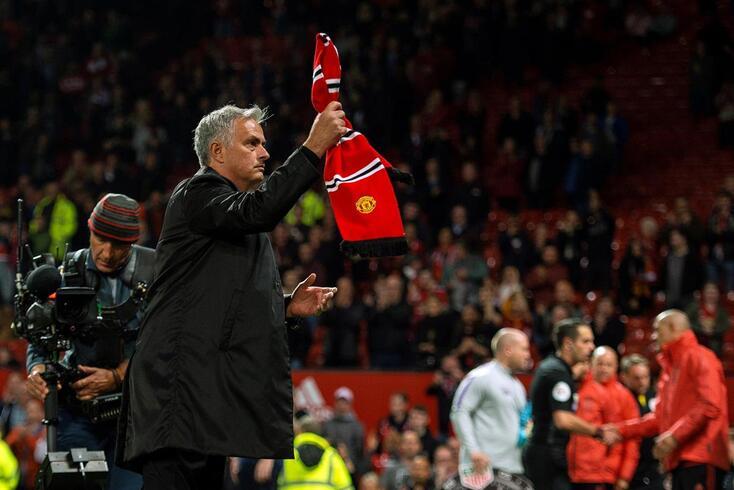 """Mourinho pediu respeito e recebeu um conselho: """"Quando fores criticado, engole"""""""