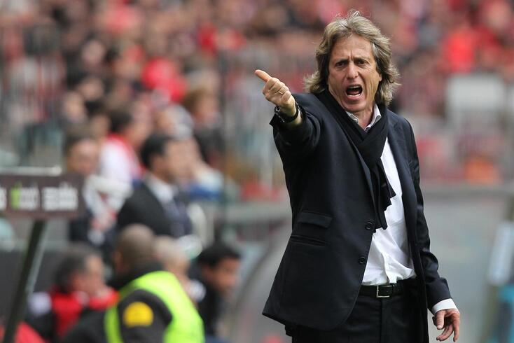 Jorge Jesus regressa ao Benfica cinco anos depois