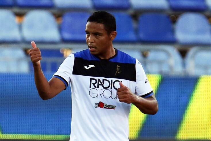 Muriel, goleador da Atalanta
