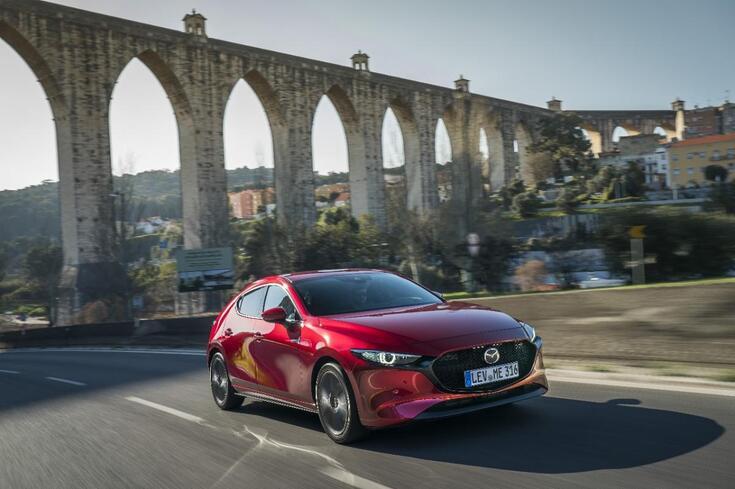Mazda 3 abre uma nova era