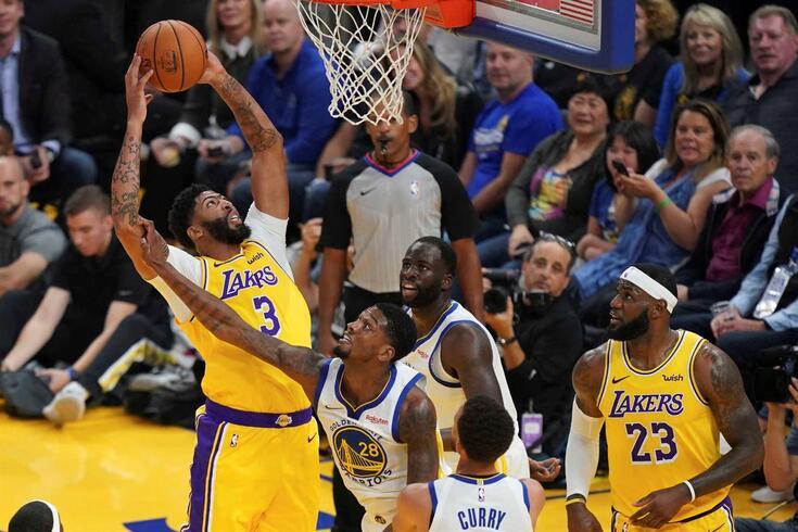Anthony Davis revolucionou o mercado ao juntar-se a LeBron James nos LA Lakers
