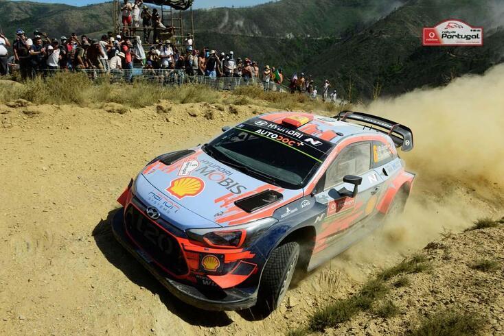 WRC confirma híbridos para 2022