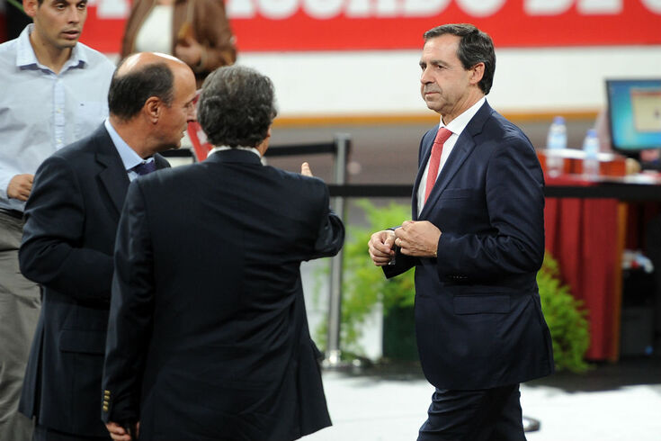 Rui Gomes da Silva admite candidatar-se à presidência do Benfica