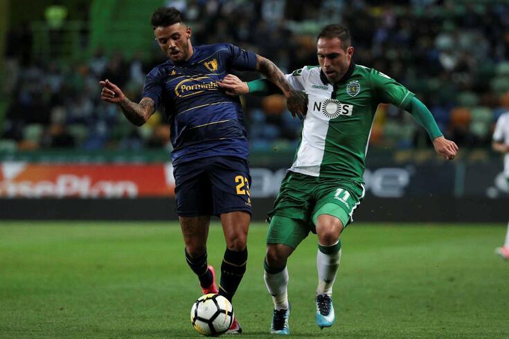 Joel recordou os jogos com o Sporting para a Taça de Portugal