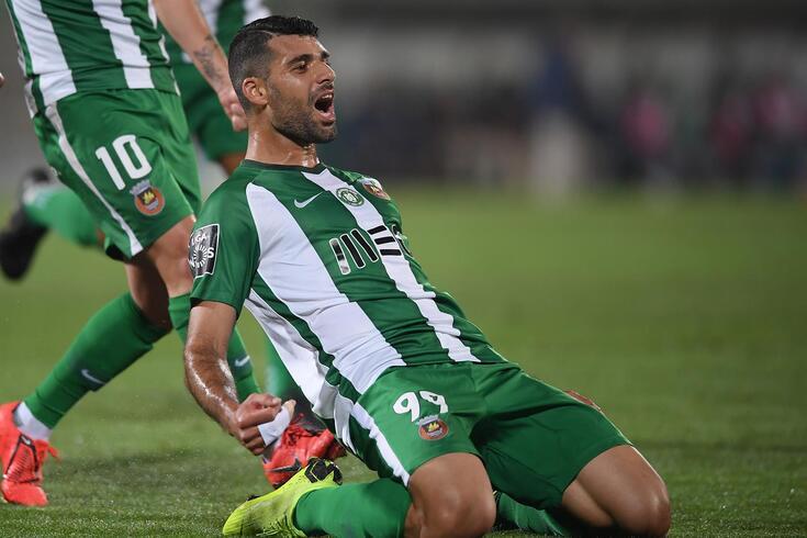 Taremi fez três golos e ganhou um penálti convertido por Filipe Augusto