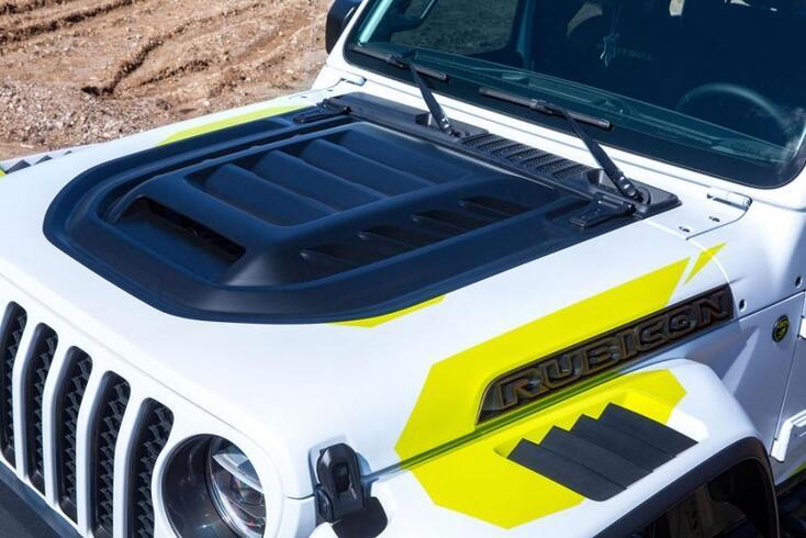 Jeep e Mopar lançam seis protótipos para o Safari Moab