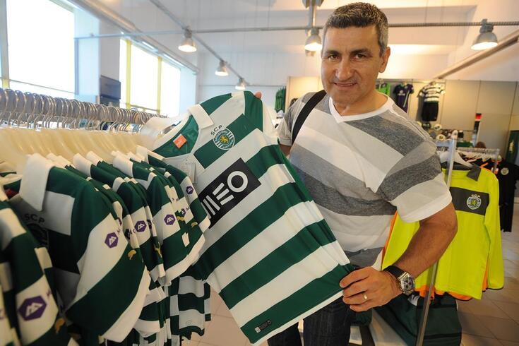 Acosta em Lisboa para apoiar Frederico Varandas