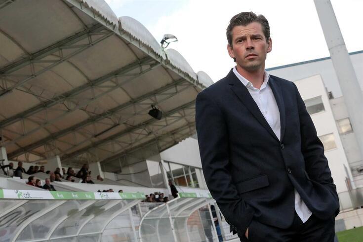 Nuno Manta, treinador do Aves